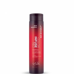 JOICO Color Infuse Red Punainen Pigmenttishampoo 300ml
