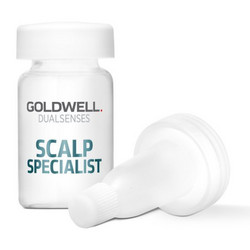 GOLDWELL DUALSENSES Scalp Specialist, Anti-Hairloss Serum for Thinning Hair hiustenlähtöön 8x6ml