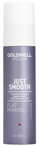 GOLDWELL STYLE SIGN  Stylesign Just Smooth Flat Marvel suoristusvoide 100ml