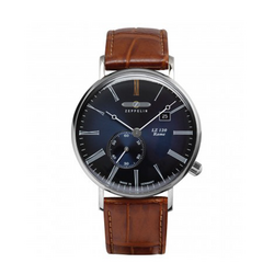 ZEPPELIN Quartz Watch LZ 120 Miesten Rannekello