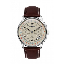 ZEPPELIN Chronograph Los Angeles Miesten Rannekello