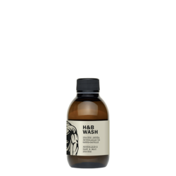Dear Beard H&B Wash Shampoo & Suihkusaippua 250ml