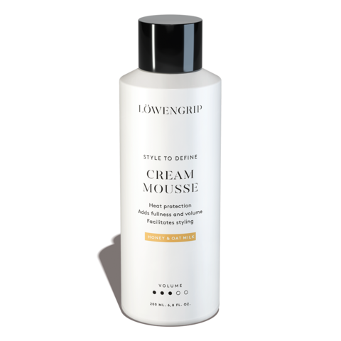 LÖWENGRIP Style To Define Cream Mousse Proteiini Muotovaahto 200 ml