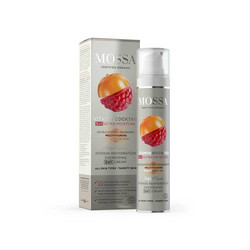 MOSSA Vitamin Coctail 5in1 Rehydration Energising Day Cream päivävoide 50ml