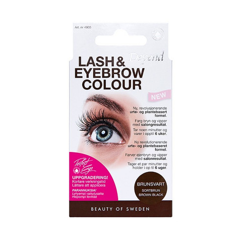 DEPEND Lash and Eyebrow Colour Brown Black
