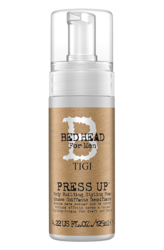 TIGI Bed Head For Men Press Up Body Building Styling Foam Tuuheuttava Muotovaahto 125 ml