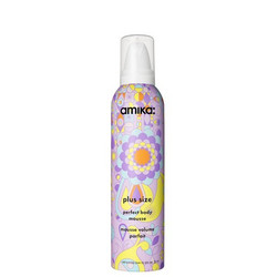 AMIKA Plus Size Perfect Body Mousse Tuuheuttava Muotoilumousse 250ml