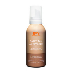 EVY Technology Daily Tan Activator Rusketusta Tehostava Vaahto 150ml