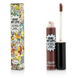 THEBALM Read My Lips Lip Gloss Huulikiillot 6,5ml