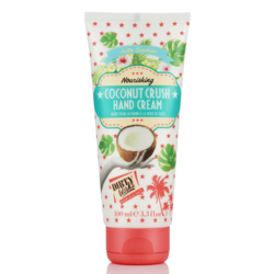 DIRTY WORKS Coconut Crush Hand Cream Kosteuttava Käsivoide 100ml