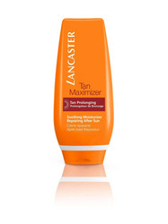 LANCASTER Tan Maximizer After Sun  Rauhoittava Kosteusvoide 125ml