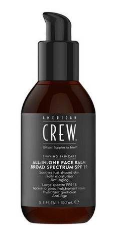 AMERICAN CREW All-In-One Face Balm Rauhoittava Voide 170ml