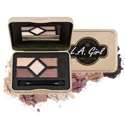 L.A. GIRL Inspiring Eyeshadow Palette Luomiväripaletit 6g