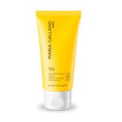 MARIA GALLAND 193 Protective Care For Face SPF30 Kasvojen Aurinkovoide 50ml