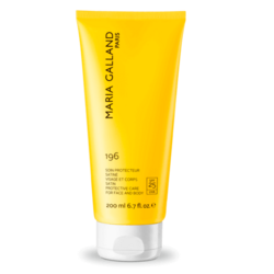 MARIA GALLAND 196 Protective Care For Face And Body SPF25 Aurinkovoide 200ml