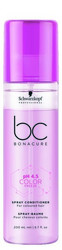 SCHWARZKOPF BC Bonacure Color Freeze Spray Conditioner Suojaava Hoitosuihke 200ml