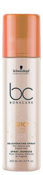 SCHWARZKOPF BC Bonacure Q10 Time Restore Rejuvenating Spray Conditioner Elvyttävä Hoitosuihke 200ml