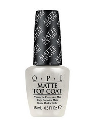 O.P.I. Matte Top Coat Matta Päällyslakka 15ml