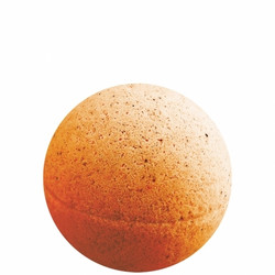 ORGANIQUE Bath Bomb Orange & Chili Kylpypommi 1kpl