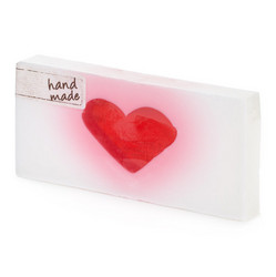 ORGANIQUE Glycerin Soap For Love Ravitseva Saippua 100g