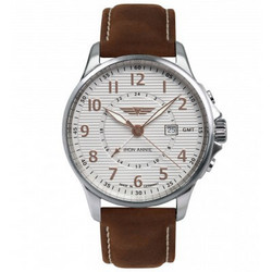JUNKERS Quartz Watch Iron Anni D Aqui Miesten Rannekello.