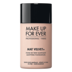 MAKE UP FOR EVER Mat Velvet+ Foundation Mattaiset Meikkivoiteet 30ml