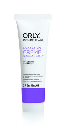 ORLY Rich Renewal Hydrating Crème Passion Kosteuttava Neem & Feijoa Käsivoide 59ml