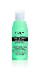 ORLY Gentle Strength Remover Hellävarainen Kynsilakanpoistoaine 120ml