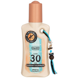 BYRON BAY Lotion Gel Spray SPF 30 Aurinkosuojasuihke 200ml