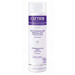 CATTIER PARIS Perle D'Eau - Cleansing Micellar Solution Hajusteeton & Alkoholiton Puhdistusvesi 300ml