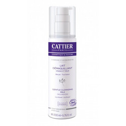 CATTIER PARIS Caresse D'Herboriste Gentle Cleansing Milk Hellävarainen Puhdistusmaito 200ml
