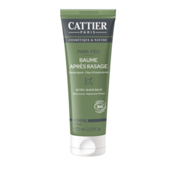 CATTIER PARIS Pare Feu After Shave Balm For Men Rauhoittava Voide 75ml