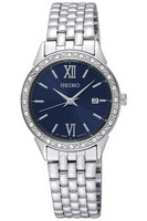 SEIKO Ladies Swarovski Quartz SUR691P1