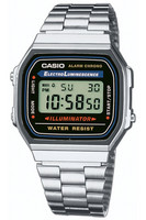CASIO Retro Vintage A168WA-1YES