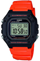 CASIO Sports W-218H-4B2VEF