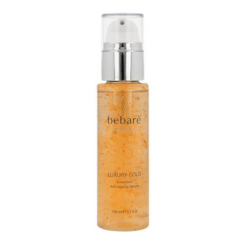 BEBARÉ Luxury Gold Anti-Ageing Serum Korjaava Kasvoseerumi 100ml