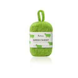 NURME GREEN SHEEP-FELTED SOAP HUOPASAIPPUA 80 G