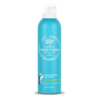 TREETS Traditions Energising Secrets Foaming Shower Gel Vaahtoava Suihkugeeli 200ml