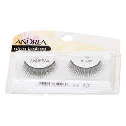 ANDREA Strip Lashes Style 17 Nauharipset