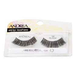 ANDREA Strip Lashes Style 18 Nauharipset