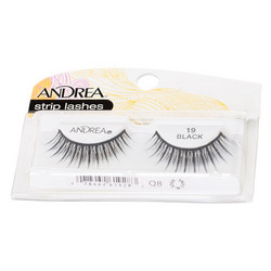 ANDREA Strip Lashes Style 19 Nauharipset