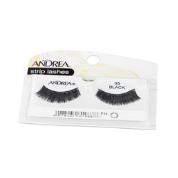 ANDREA Strip Lashes Style 35 Nauharipset