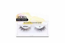 ANDREA Strip Lashes Style 72 Nauharipset