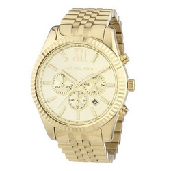 MICHAEL KORS MK8281 Lexington Chronograph Rannekello