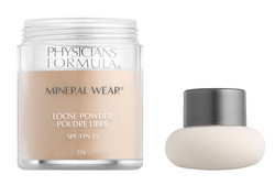 PHYSICIANS FORMULA Mineral Wear Loose Powder SPF 16 Translucent  Puuteri
