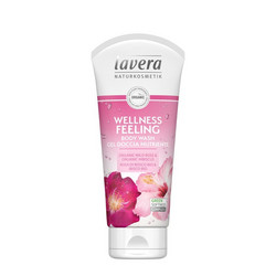 LAVERA Body Wash Wellness Feeling Rauhoittava Suihkugeeli 200 ml