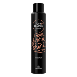 FOUR REASONS BLACK EDITION  Shine Spray Kiiltosuihke 200ml