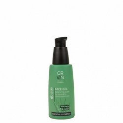 GRN Face Gel Balancing Care Aloe Vera & Hemp Kasvogeeli 50ml