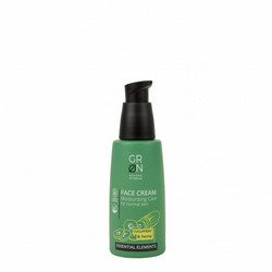 GRN Face Cream Moisturising Care Cucumber & Hemp Kasvovoide 50ml