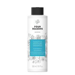 FOUR REASONS NO NOTHING Sensitive Hajusteeton Shampoo 300ml
